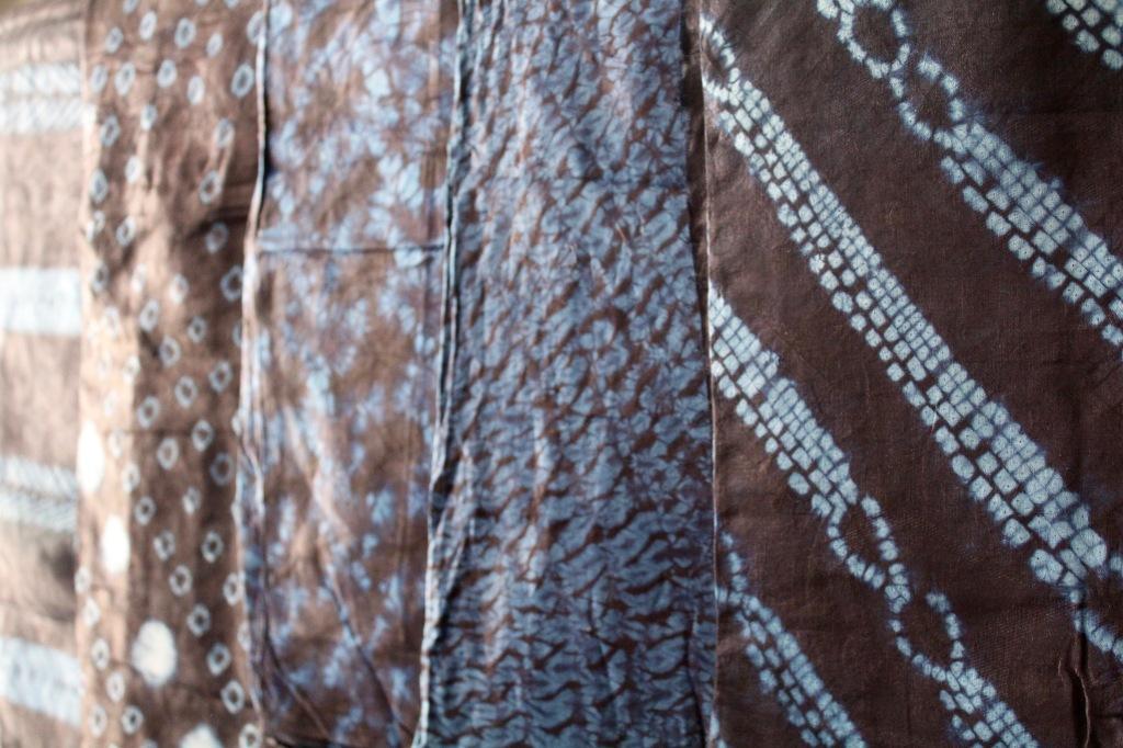 tissu africain, lépi de guinée, africantextil