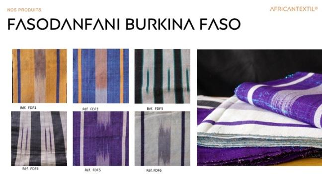 FASODANFANI FD1 à FD6 Portfolio