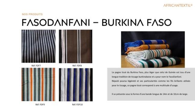 FASODANFANI FD7 à FD10 Portfolio